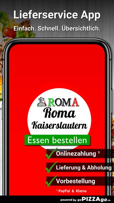 Roma Kaiserslautern screenshot 1