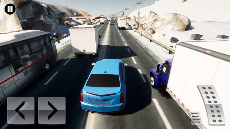 Traffic Racer Car Driving Game screenshot-3