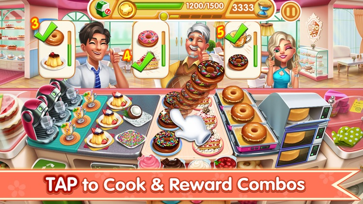 Cooking City - Restaurant Game