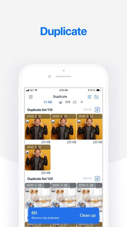 Photo Cleaner -Album organizer screenshot-3