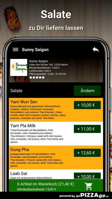 Sunny Saigon Berlin screenshot 5