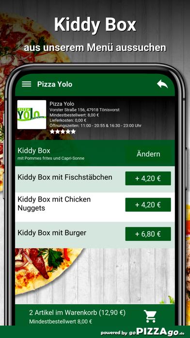 Pizza Yolo Tönisvorst screenshot 5