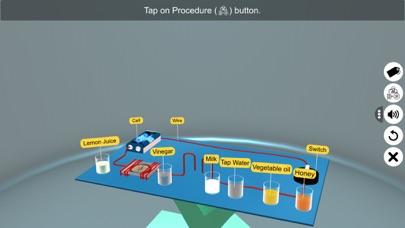 Conductivity in Liquids screenshot 3