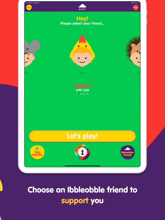 Addition Problems : Ibbleobble Screenshots