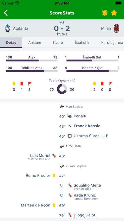 ScoreStats: Live Sports Scores screenshot-3