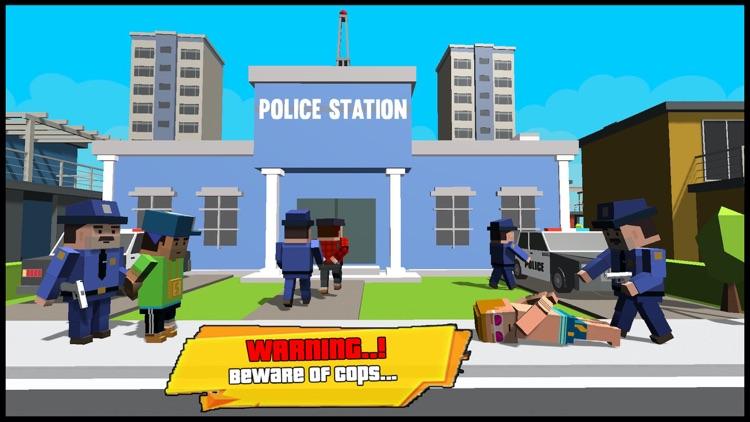 Dude Gang Wars - Mafia Crime screenshot-3
