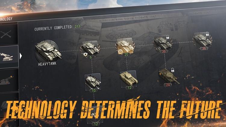 WW2: Strategy World War Games screenshot-3