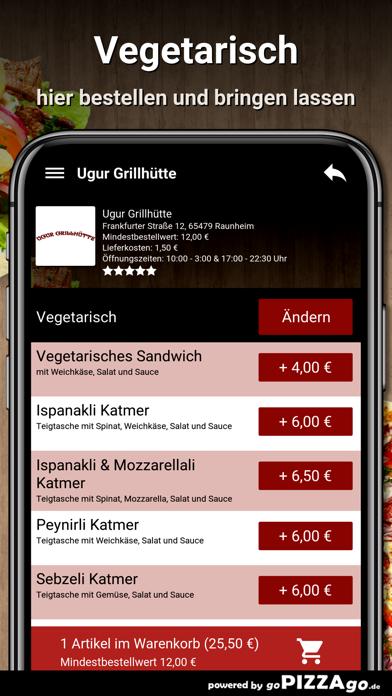 Ugur-Grillhütte Raunheim screenshot 6