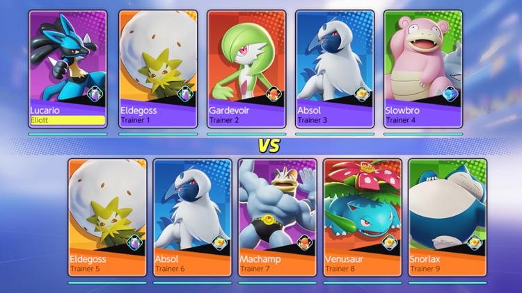 Pokémon UNITE screenshot-3