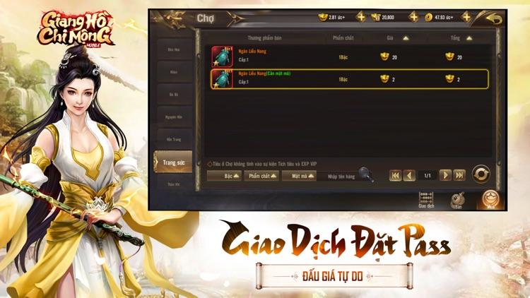 Giang Hồ Chi Mộng - Kiếm Vương screenshot-5