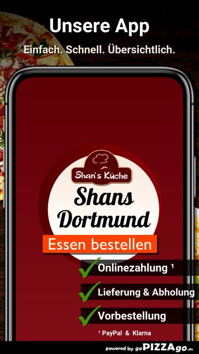 Shans Küche Dortmund screenshot 1