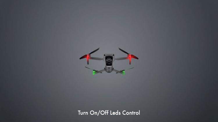 Mavic Air 2/2S Leds Control