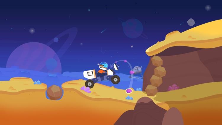Dinosaur Rocket Games for kids screenshot-7