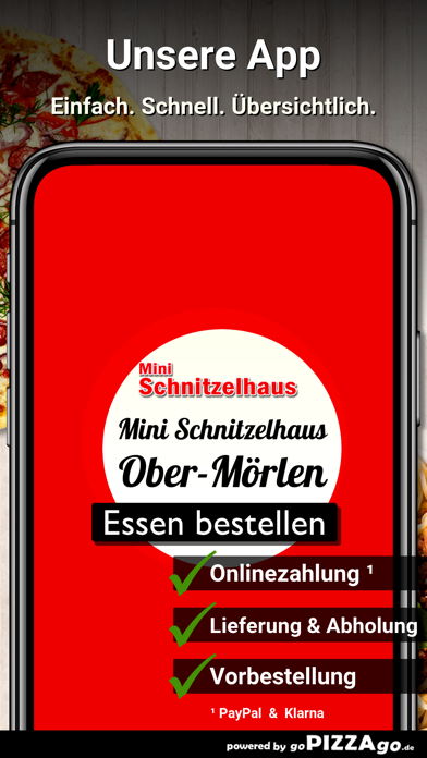 Mini Schnitzelhaus Ober-Mörle screenshot 1