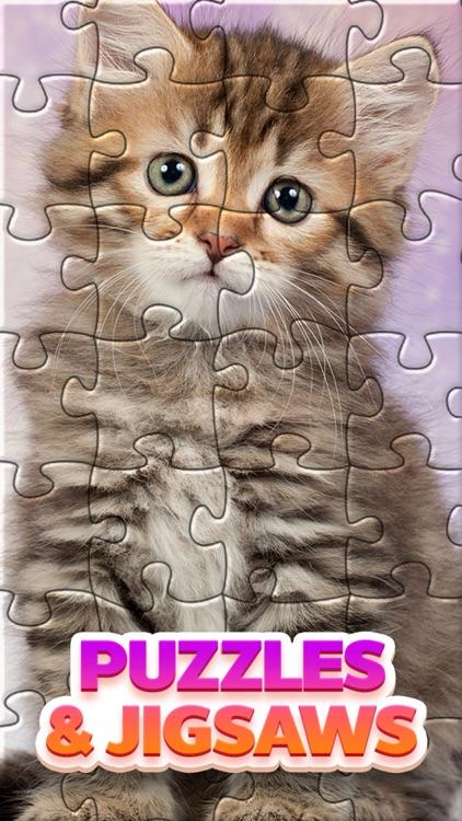 Puzzles & Jigsaws - board game screenshot-0