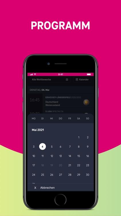 MagentaSport – DEL, BBL live screenshot-5
