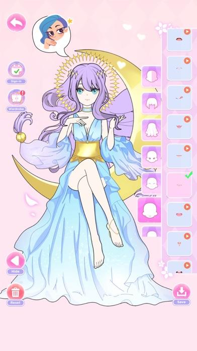 Princess Doll - Dress Up Game screenshot 7