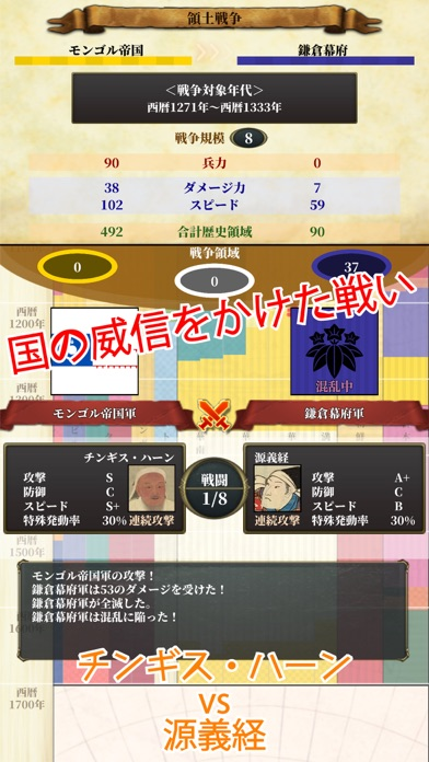 世界史大戦Ⅱ・帝王紀紹介画像5