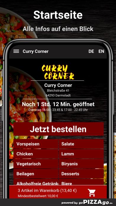 Curry Corner Darmstadt screenshot 2