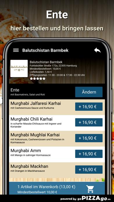 Balutschistan Barmbek Hamburg screenshot 6