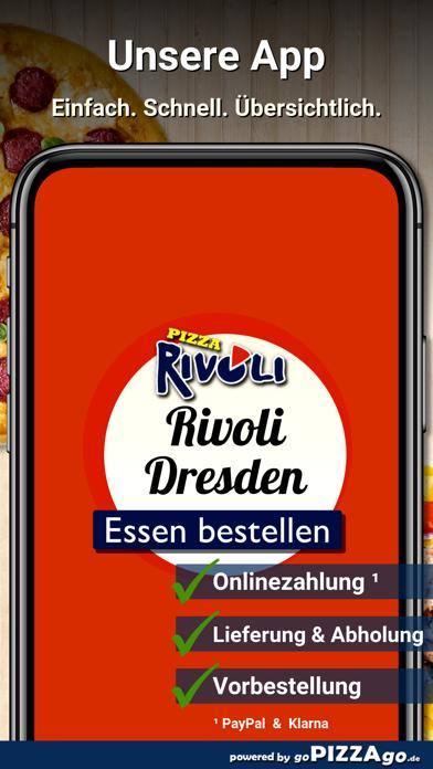 Pizza Rivoli Dresden screenshot 1