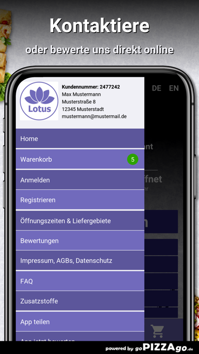 Lotus Calbe (Saale) screenshot 5