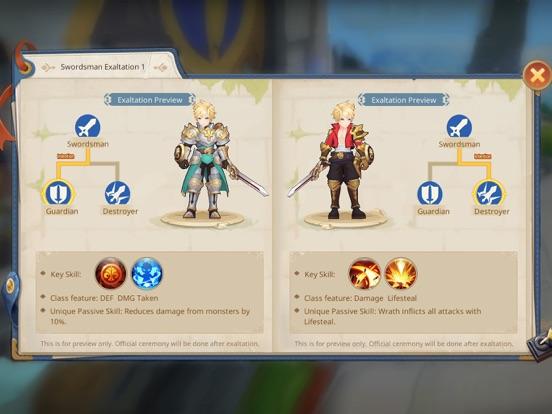 Guardians of Cloudia screenshot 13