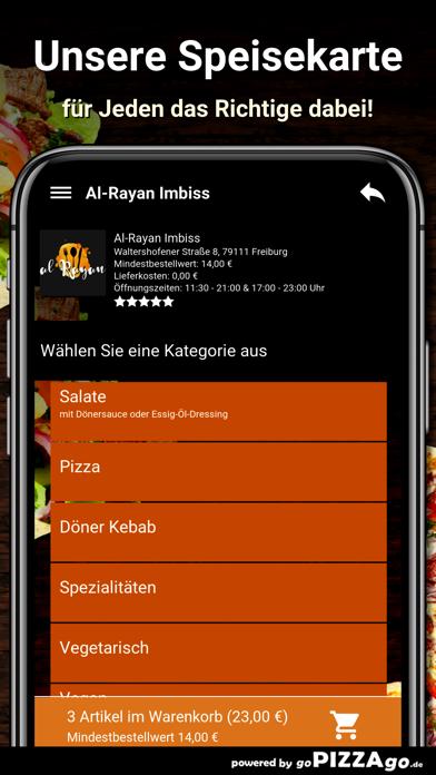 Al-Rayan Imbiss Freiburg screenshot 4