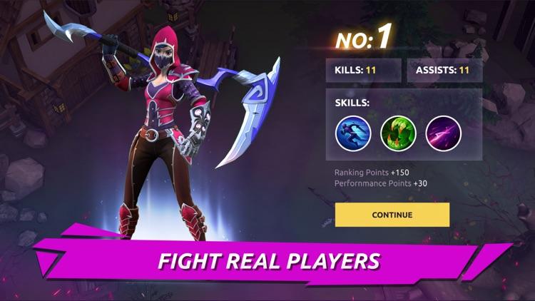 FOG - MOBA Battle Royale Arena screenshot-5
