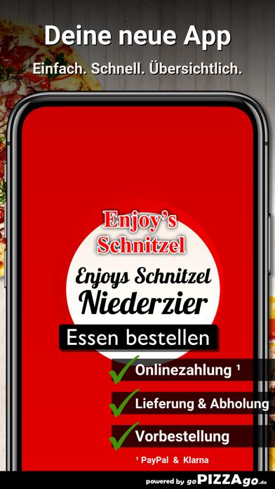 Enjoys Schnitzel Niederzier screenshot 1