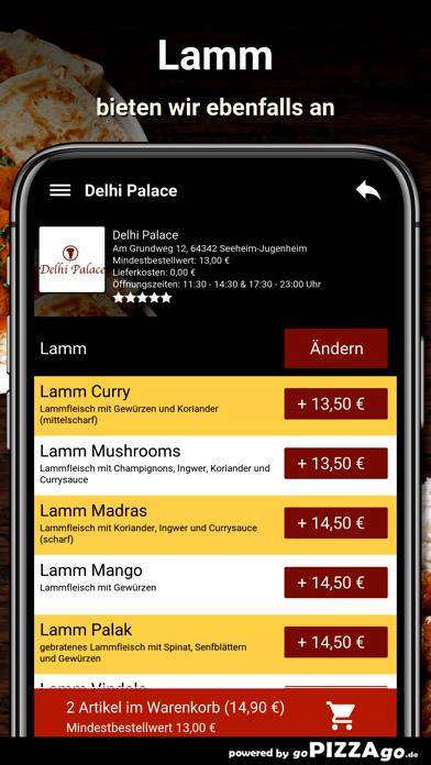 Delhi Palace Seeheim-Jugenheim screenshot 6