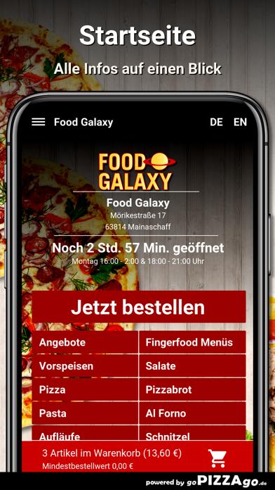 Food-Galaxy Mainaschaff screenshot 2