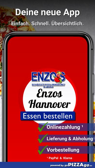 Pizza Enzos Hannover screenshot 1