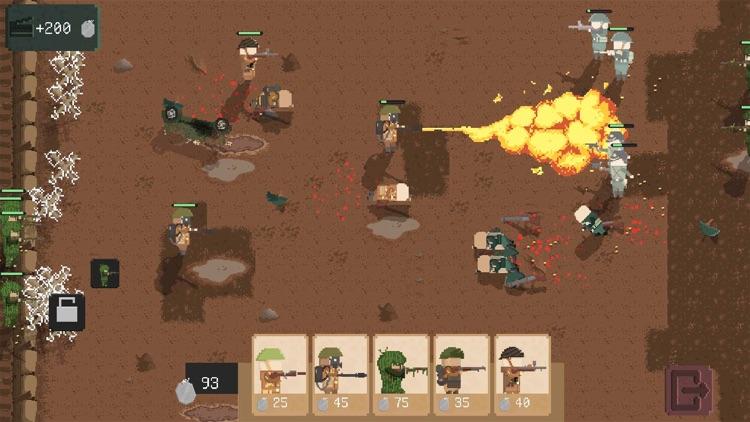 Trench Warfare: World War Game screenshot-6