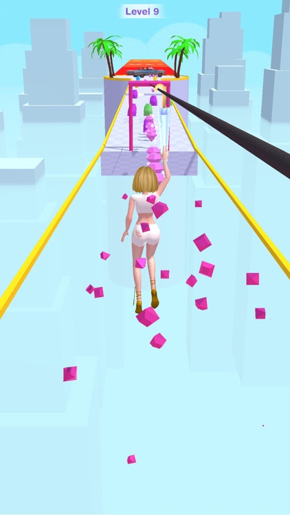 DressUp Run! screenshot-4