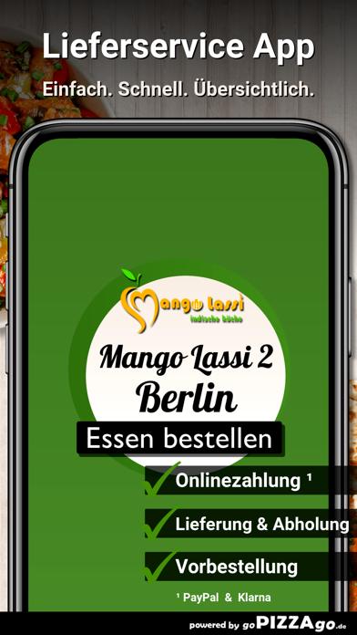 Mango Lassi 2 Berlin screenshot 1