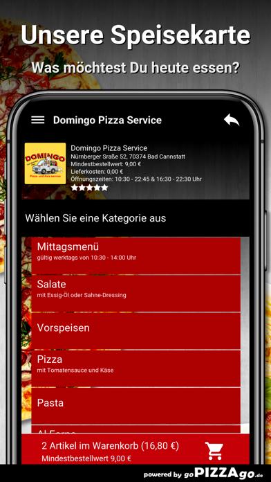 Domingo Bad Cannstatt screenshot 4