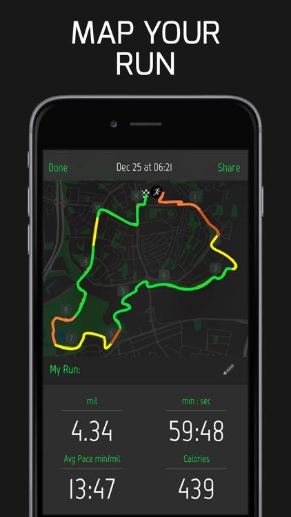Running Distance Tracker Pro screenshot-5