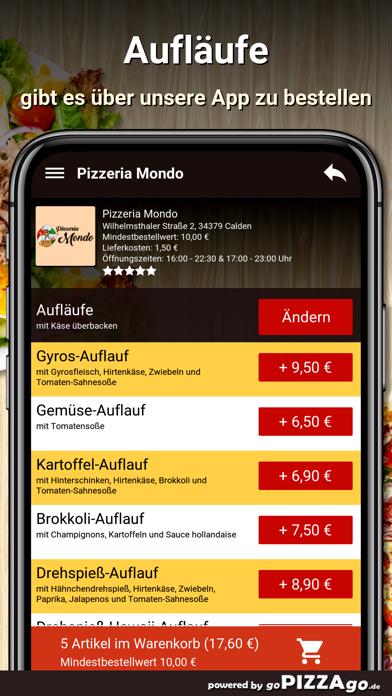 Pizzeria Mondo Calden screenshot 1