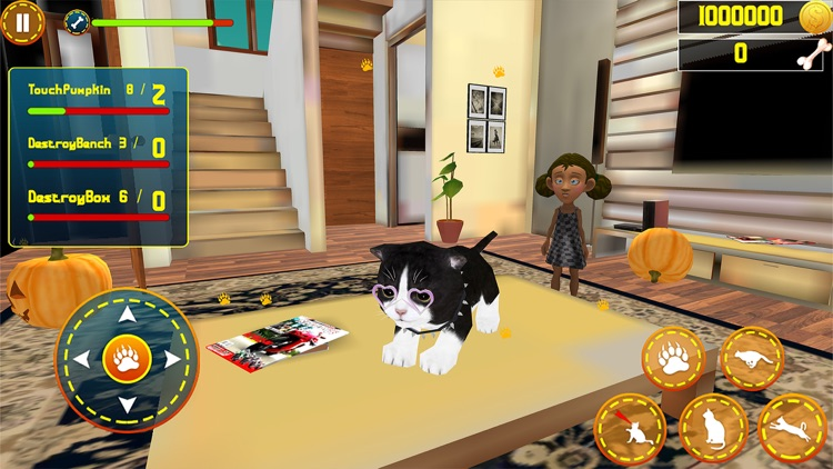 My Cat Simulator life Game screenshot-4