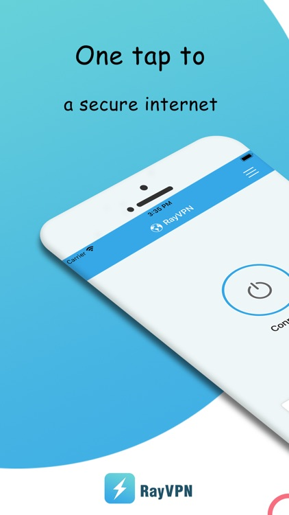 RayVPN: Secure Unlimited Proxy