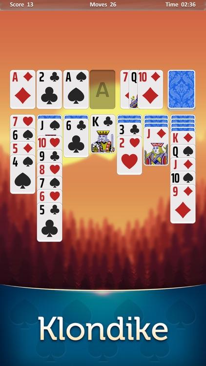 Magic Solitaire: Card Games screenshot-7