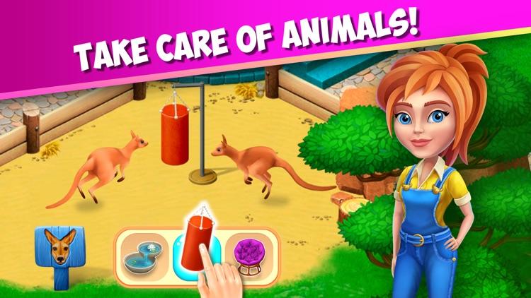 Family Zoo: The Story screenshot-0