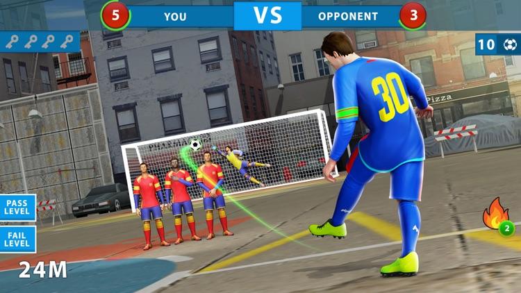 Street Soccer Cup 2021 screenshot-3