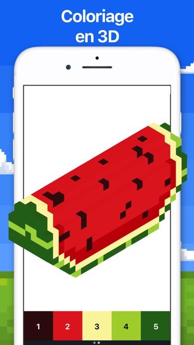 Jeux de coloriage - Pixel Art