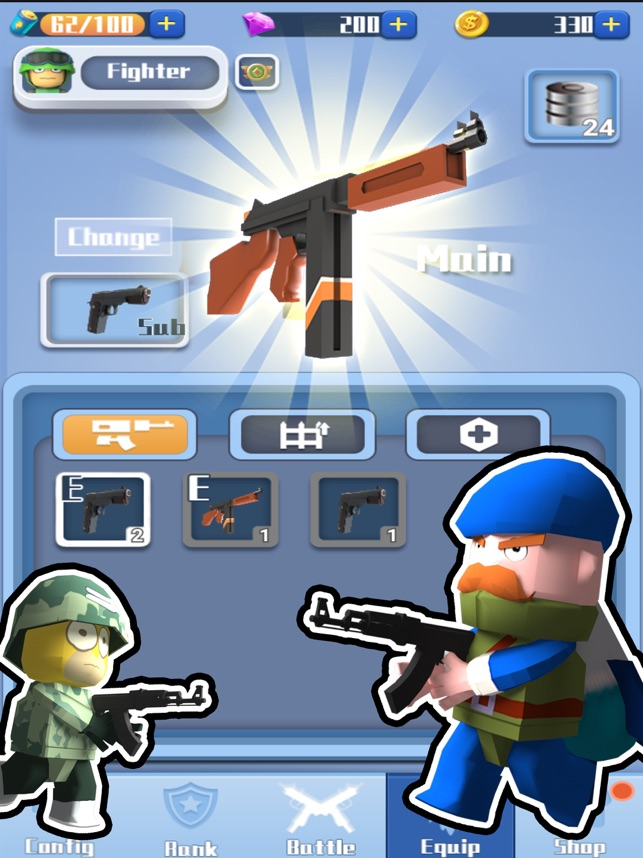 Best Spy, game for IOS