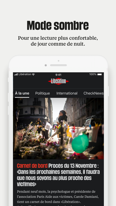 Libération: Info et Actualitésのおすすめ画像7
