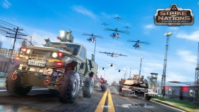 Strike of Nations: Army Battle for windows pc