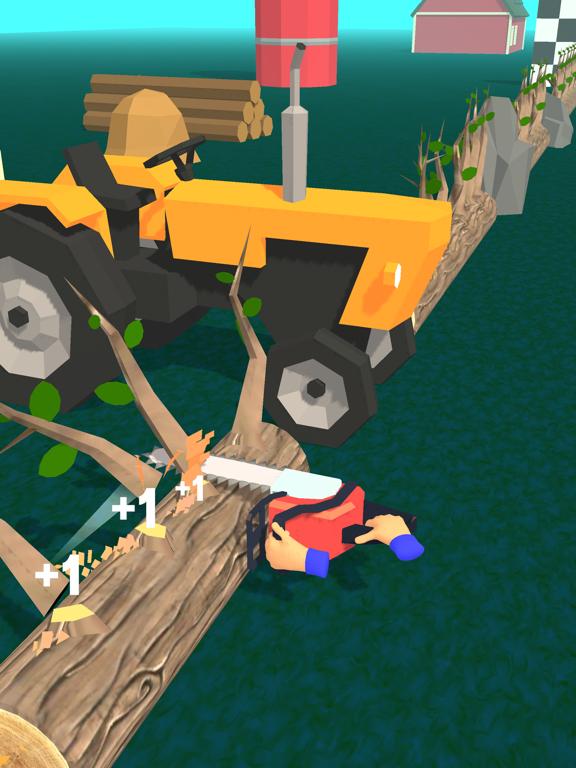 Lumberjack 3D! screenshot 10