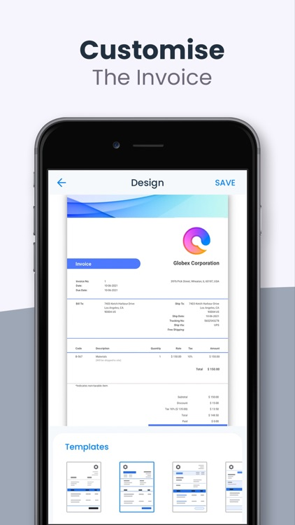 Invoice Maker by InvoiceOwl screenshot-3